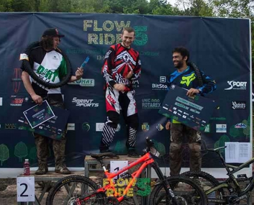 Flow ride 5 sponsorship