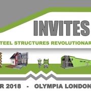 London Build 2018 invitation