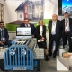 Unic Rotarex® team at London Build 2018