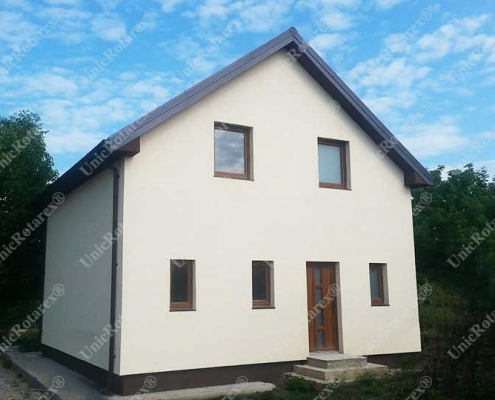 Steel house Branesti
