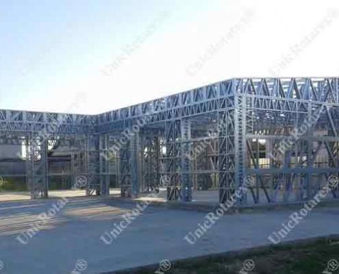 industrial building LSF