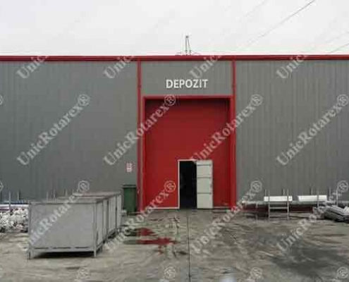 industrial building for steel structure