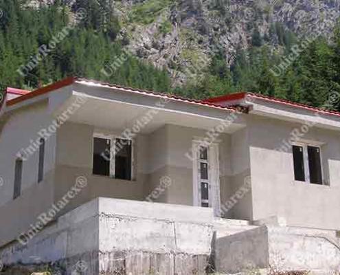 steel house Balea Cascada