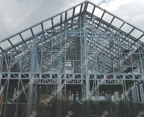 steel structure for house portfolio page 2