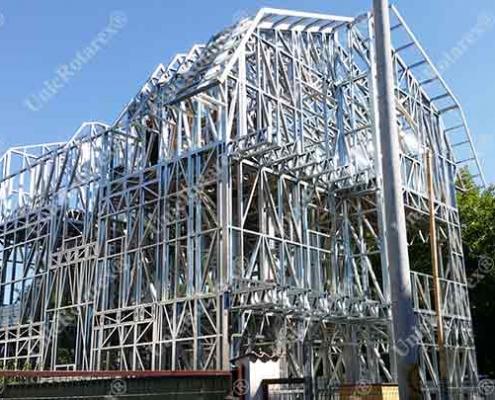 light steel structure