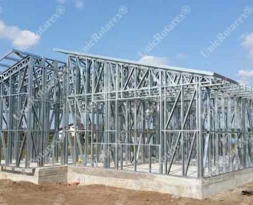 steel house Corbeanca