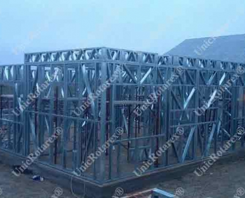 steel structure for ground floor house portfolio page 2