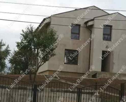 2 floors house with steel structure