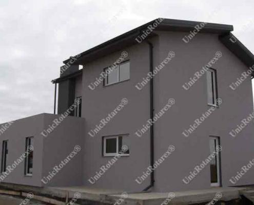 steel house Ulmeni