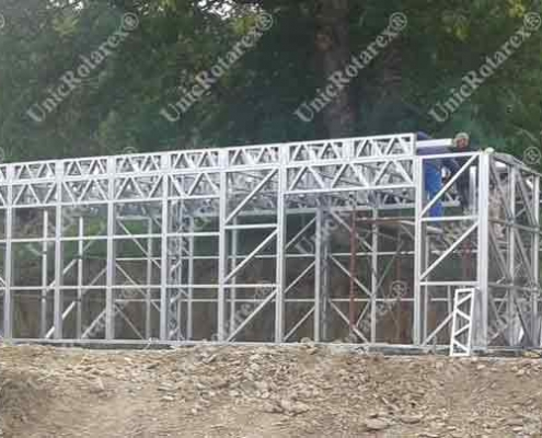 light steel structure for warehouse industrial building portfolio page 2
