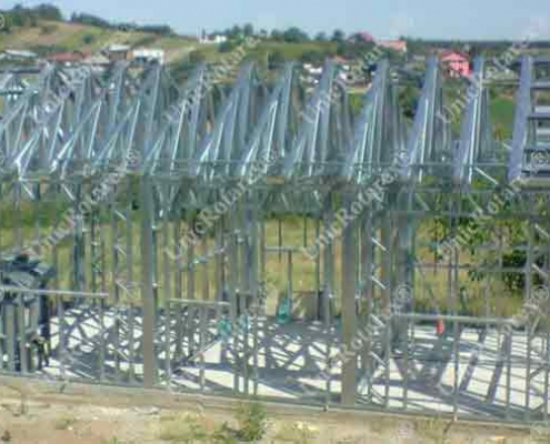 steel structure for warehouse industrial building