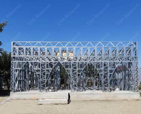 Steel House in Timisoara