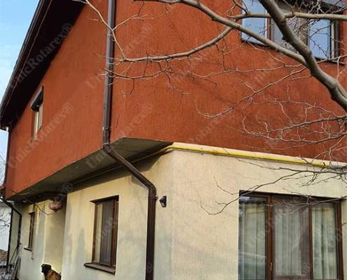Steel house Bucharest